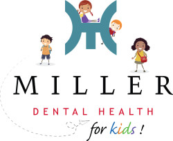 Logo for pediatric dentist Dr. Rodric Miller